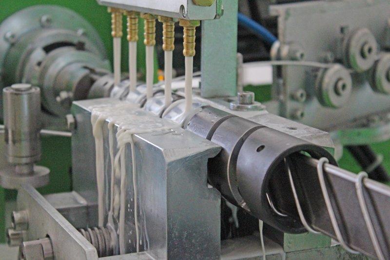 wire fencing machine